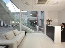 Paragon Crescent Suites
