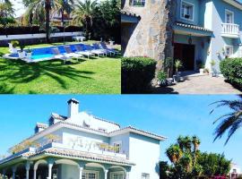 Villa Torremora Puerto Banus, Marbelha