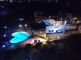 Honeymoon Beach Apartments, Perivolos