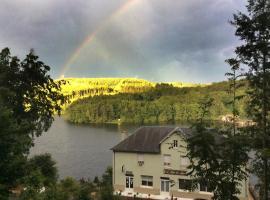 Hôte du Lac, Treignac