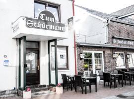 Hotel & Restaurant Tum Stüürmann, Büsum