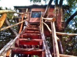Volcano Eco Treehouse