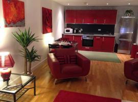 Stunning Spacious City Apartment