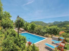 Four-Bedroom Holiday Home in Piobbico (PU), Piobbico