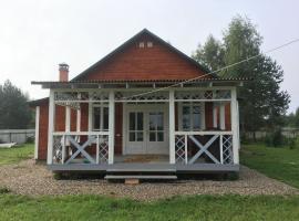 Counrty house Knyazhevo Eda i Ferma, Knyazhëvo