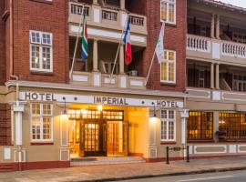 Imperial Hotel by Misty Blue Hotels