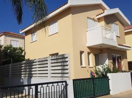 Protaras Luxury Sunny Beach Villa