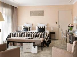 فندق باريير لو غري دي ألبيون