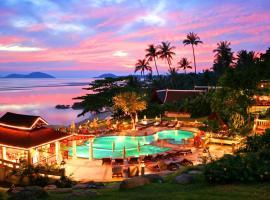 Banburee Resort & All Spa Inclusive, Praia de Laem Set
