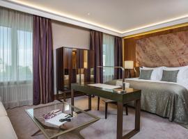 فندق غراند كمبينسكي ريغا