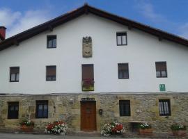 Casa Rural Irigoien Landetxea