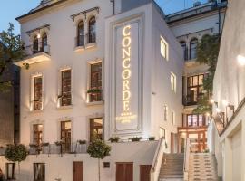 فندق كونكورد أولد بوخارست