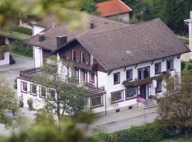 Hotel Garni Schlossblick