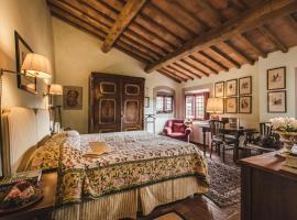 La Veronica Resort, Greve in Chianti