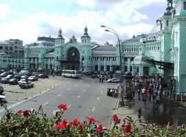 Hotel Sultan 1 on Belorusskaya