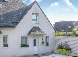 Two-Bedroom Holiday Home in Plougonvelin, Plougonvelin