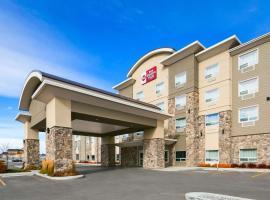 Best Western Plus Okotoks Inn & Suites, Okotoks (Perto de High River)