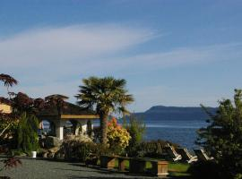 Shady Shores Beach Resort, Qualicum Beach (Perto de Hornby Island)