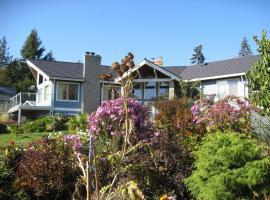 Cedar Acres Vacation Rental, Fanny Bay (Perto de Hornby Island)