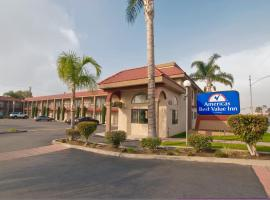 Americas Best Value Inn-Rialto, Rialto
