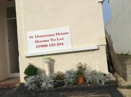 St dunstans house, Worthing
