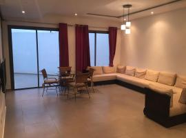 Apartment next to the embassy of the USA., Rabat