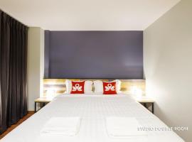 ZEN Rooms Zleepmotion Bangkok