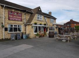 The jackdaw, Tadcaster