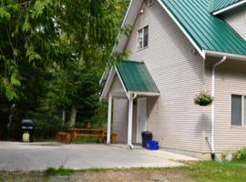 Nana Gump's Guesthouse, Whaletown