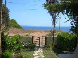 Casa de campo House in Front of the Sea (Grecia Nea Fokea ...