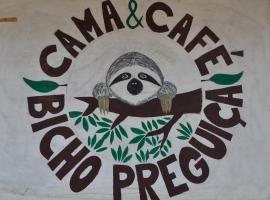 Cama&Café Bicho Preguiça, Baía da Traição