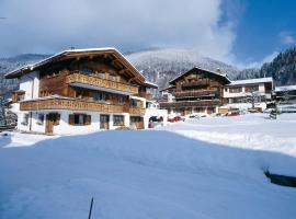 Hotel Silvapina, Klosters