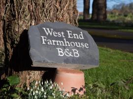 West End Flower Farm Bed and Breakfast, Alton