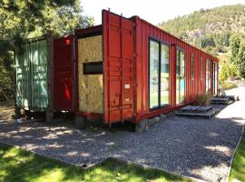 Ecocubo container hotel