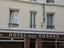 Hotel des Vosges