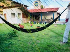 KCP Hostel - Unidade I, Barra de Camaratuba (Perto de Baía da Traição)