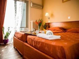 Togias Hotel, Aegina Town