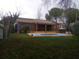 Casa Andrea, El Álamo (Perto de Valmojado)