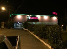 Ellus Motel, Santa Luzia (Perto de General Carneiro)