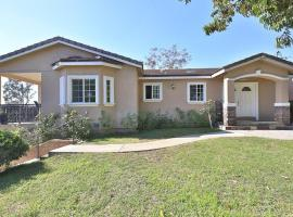 4 BR Vacation Home in the Hills, La Habra Heights