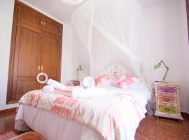 Mejores hoteles y hospedajes cerca de Jimera de Líbar, España