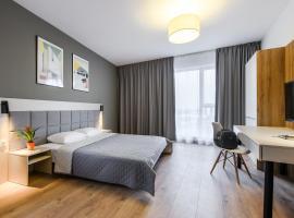 City Comfort Aparthotel