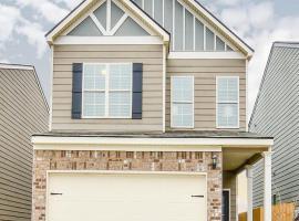 Atlanta's Newly Built Premier Home, Fairburn