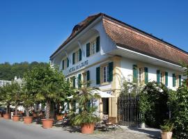 Hôtel de l'Ours, Sugiez (Perto de Kerzers)