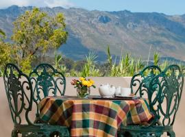 Ongegund Lodge, Somerset West