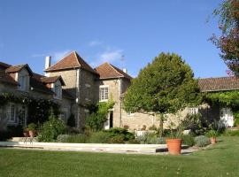 Chambres d'Hôtes La Pocterie, Vouneuil-sur-Vienne (рядом с городом Maisonnais-sur-Tardoire)