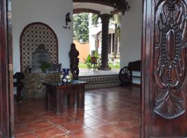 Hotel Villa Palmeras