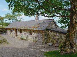 Aelwyd Ucha Lodge, Cwm