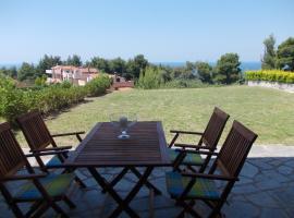 Summer House in Halkidiki, Possidi
