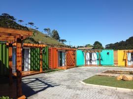Villa dos Ventos Hospedagem Container